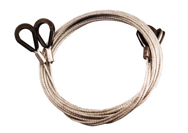 Garage Door Cables Wire Rope Assemblies