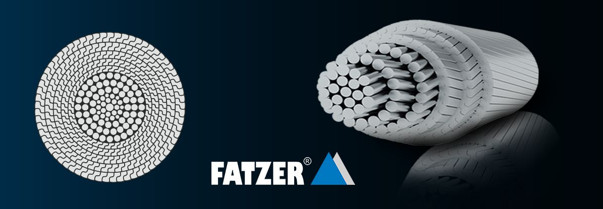 Fatzer Fully Locked Coil Rope (FLC)