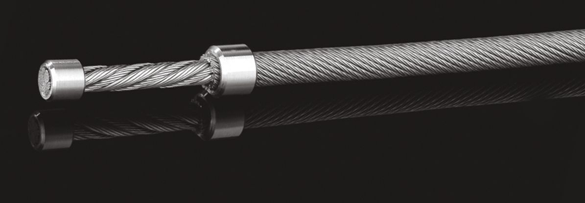 Rotation Resistant Wire Rope Galvanised Wire Ropes