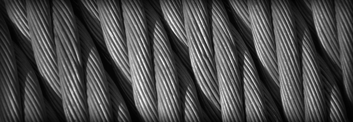 General Engineering Wire Rope Galvanised Wire Ropes