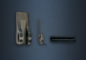 Spare Locking System Kit for Large Hooks