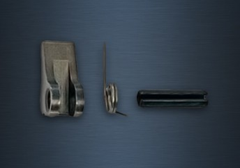 Spare Locking System Kit for Standard Hooks