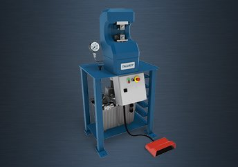 Steel Wire Rope Presses | SWR Group