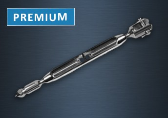 Premium Fork and Self Assembly Turnbuckle