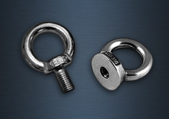 Stainless Steel Eyebolts And Eyenuts