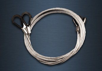 Wire Rope Assemblies | Steel Wire Rope