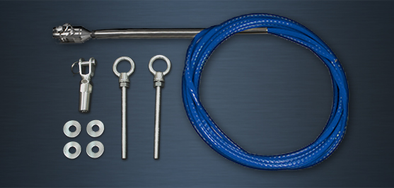 Coated Metric Tension Kits