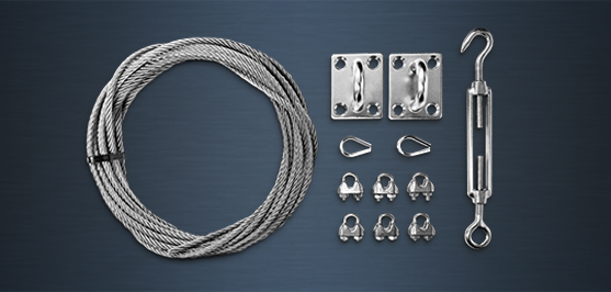 Stainless Steel Catenary Kit