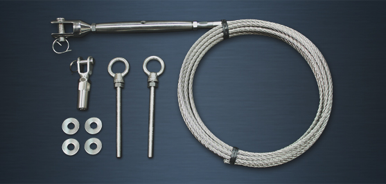 Uncoated Metric Tension Kits