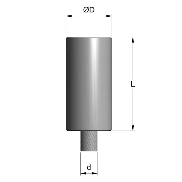 Fatzer Cylindrical Spelter Socket Diagram