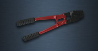 Wire Rope Crimping Tool